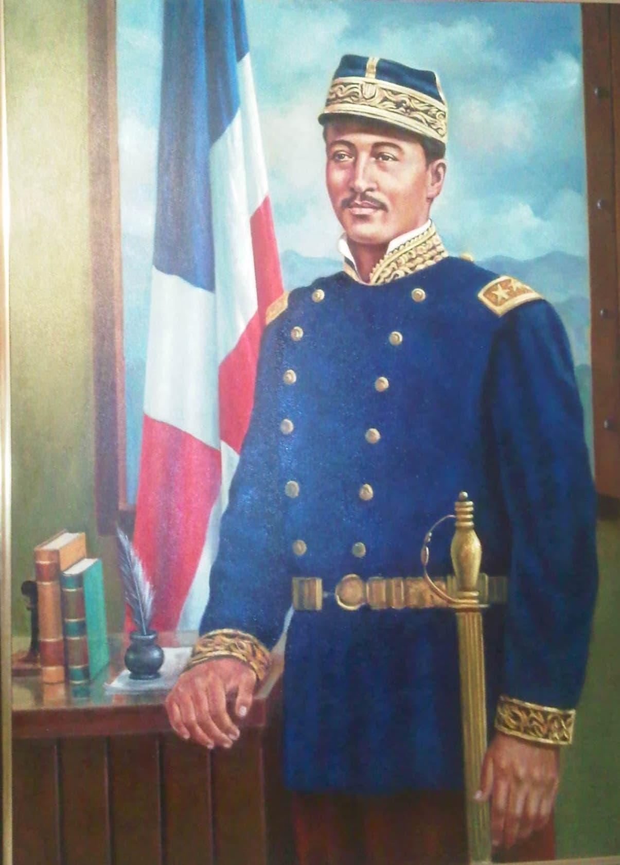 Luperón: Santana es un modelo de los grandes hombres del siglo XIX