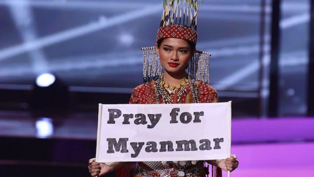 Miss Universo usará su reinado para concienciar sobre violencia de género