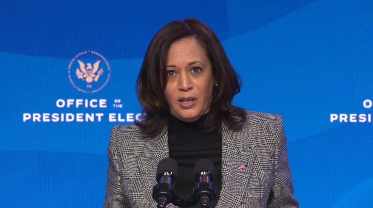 Kamala Harris, vicepresidenta Estados Unidos