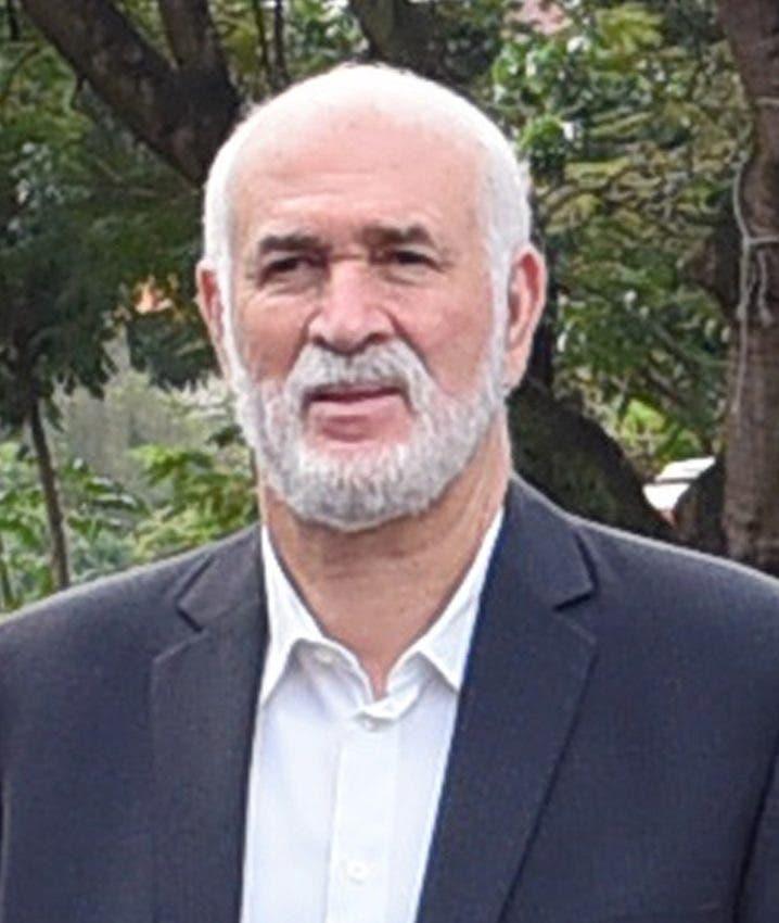 Antonio Acosta, presidente del COD