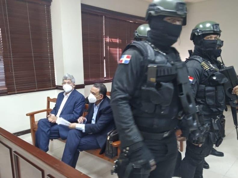 Corte rechaza pedido de libertad de Alexis Medina