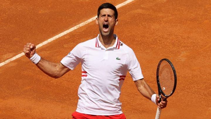 """Djokovic: """"Voy a por el título en Roland Garros»"""