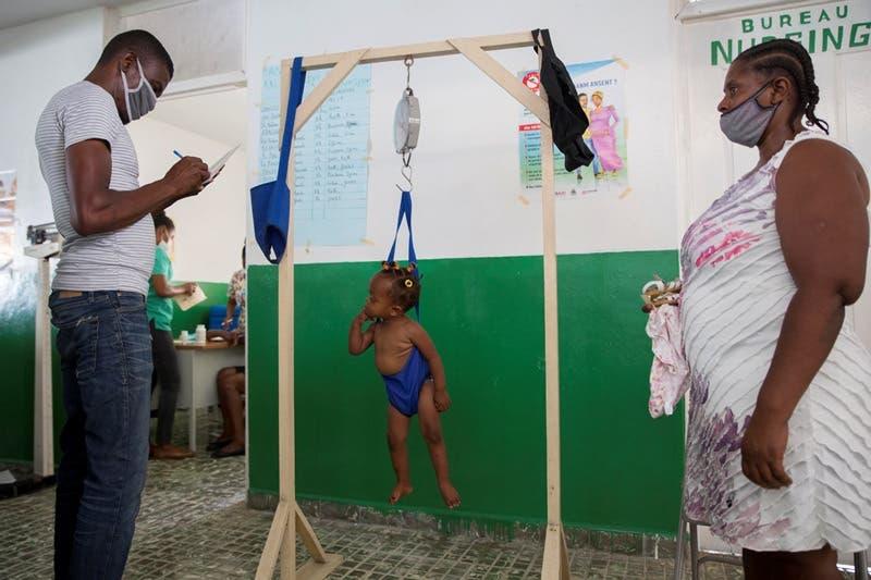 UNICEF: La malnutrición crece en Haití durante la pandemia
