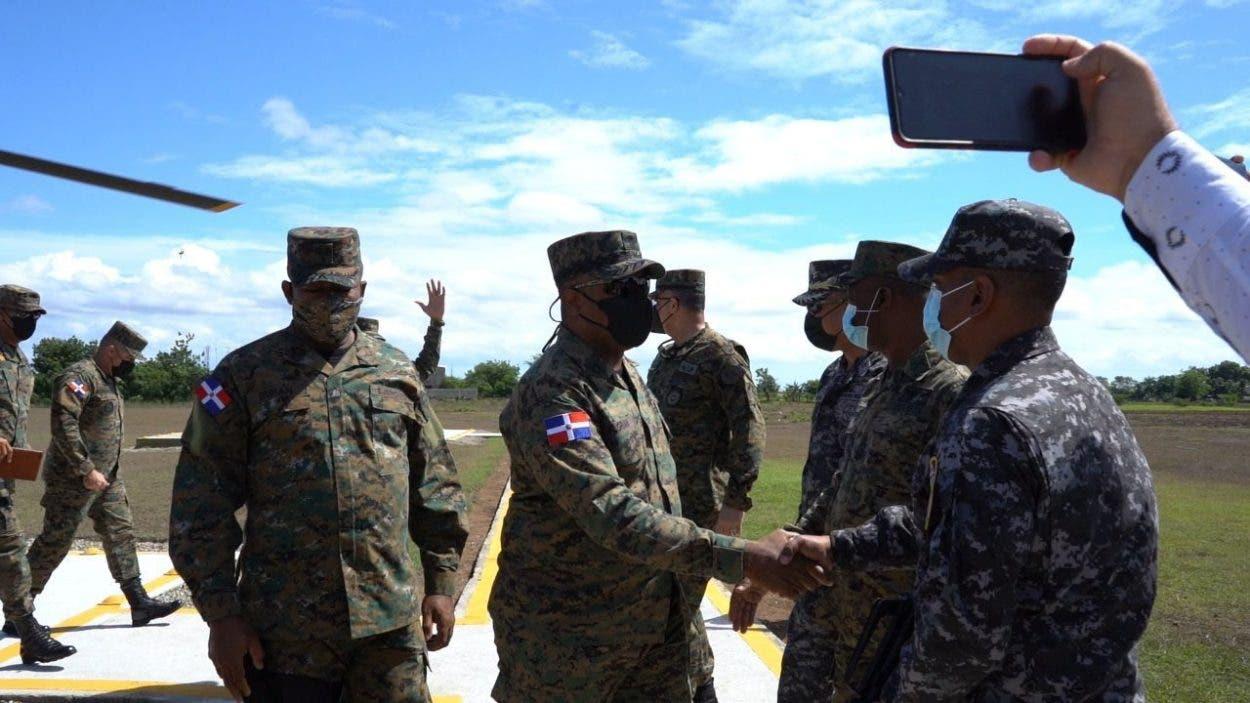 Ejército anuncia que garantiza el orden en la zona fronteriza