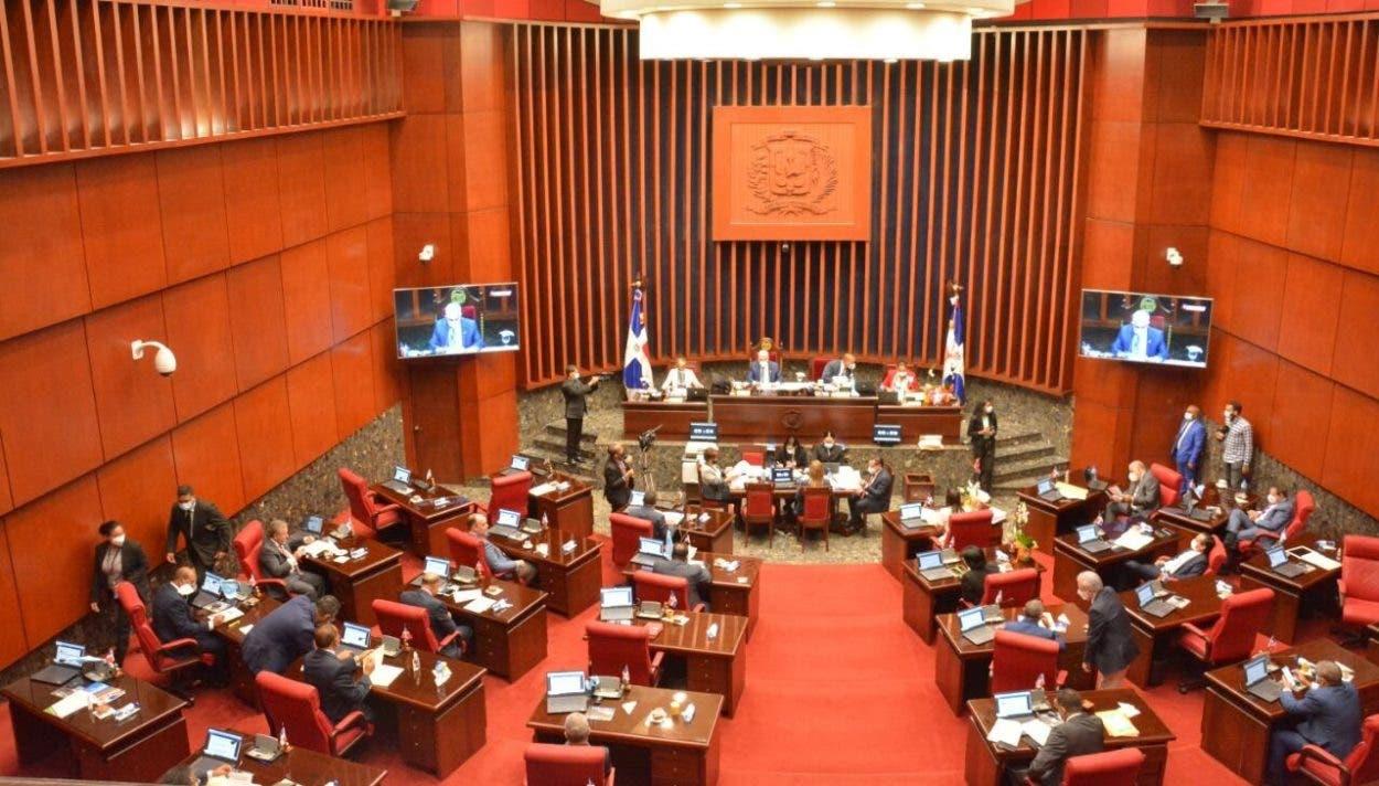 Senado aprueba ley especial para Gobierno terminar obras públicas de alta prioridad