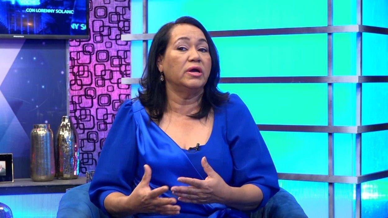 Julia Ortega, empresaria de la costura y la moda narra como echó pa´ lante