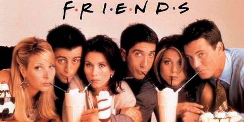 """""""Friends"""" a través de sus 236 episodios"""