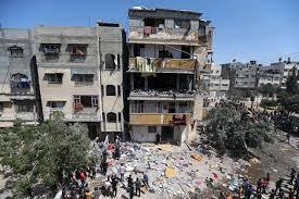 La ONU solicita 95 millones de dólares para la recostrucción palestina