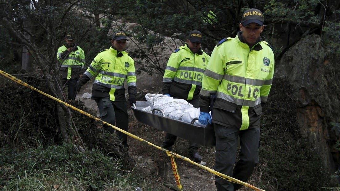 Reportan una masacre de nueve personas en el sur de Colombia