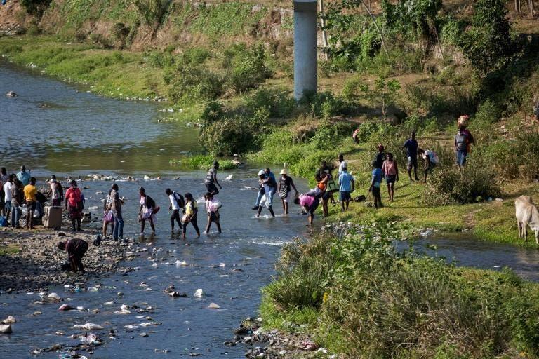 República Dominicana y Haití buscan acuerdo sobre el uso de río fronterizo