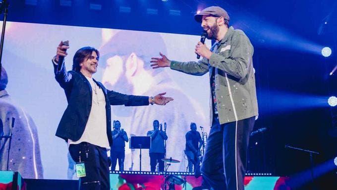 Juanes graba «La bilirrubina» de Juan Luis Guerra en otro ritmo