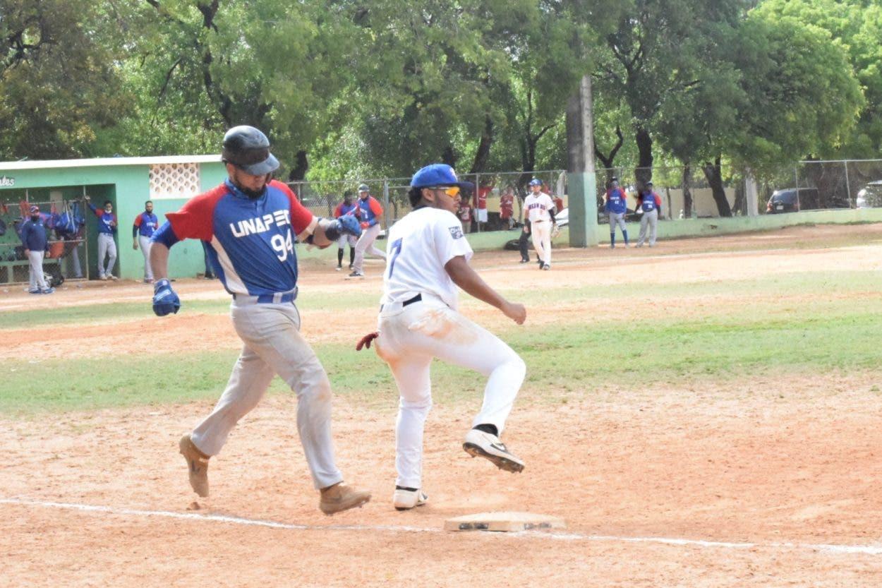 Unapec  vence a Dream Big y obtiene boleto a semifinal torneo béisbol AA