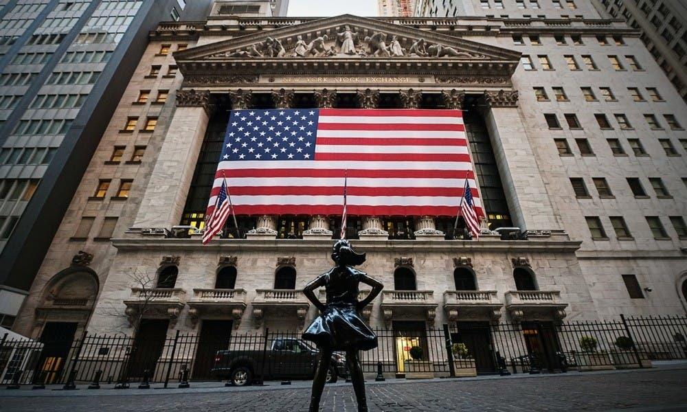 Wall Street abre con indicadores en caída libre
