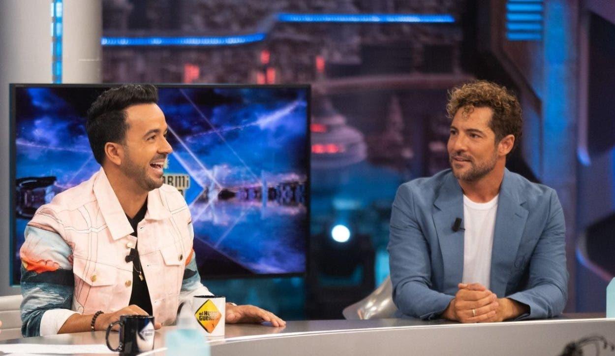 """David Bisbal y Luis Fonsi vuelven a colaborar en el tema """"Dos veces»"""