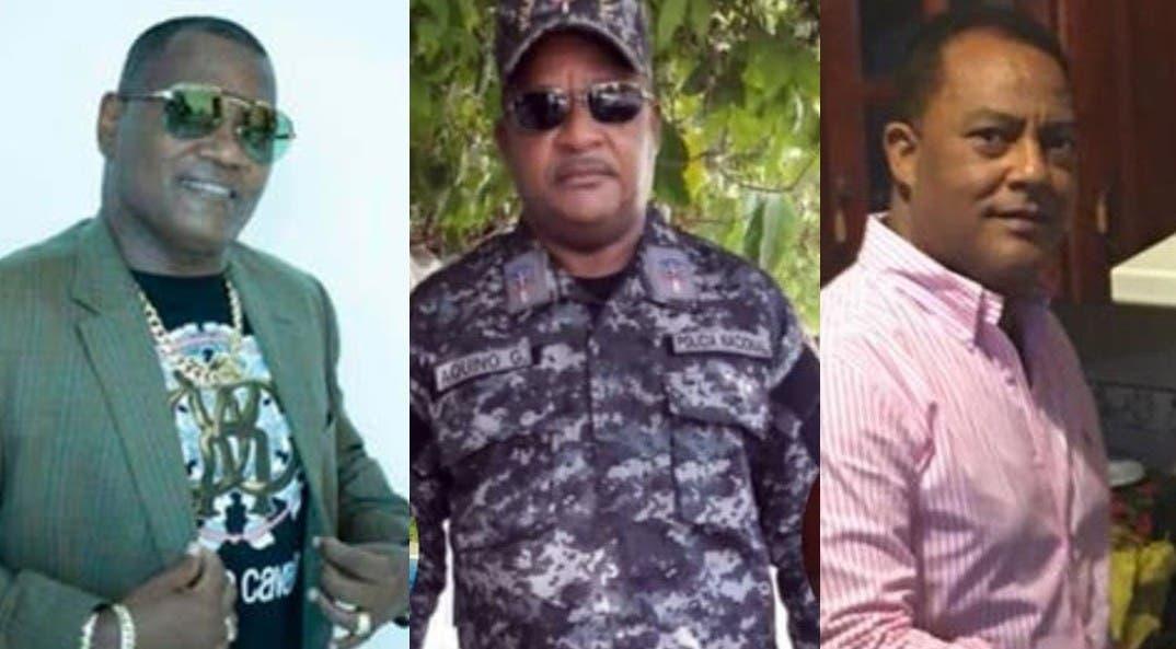 Dictan coerción a 4 acusados de triple crimen en La Romana