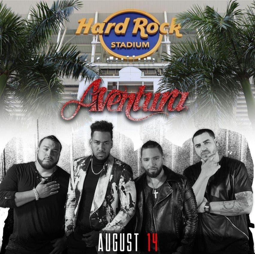 Romeo Santos anuncia último concierto de Aventura en agosto 2021