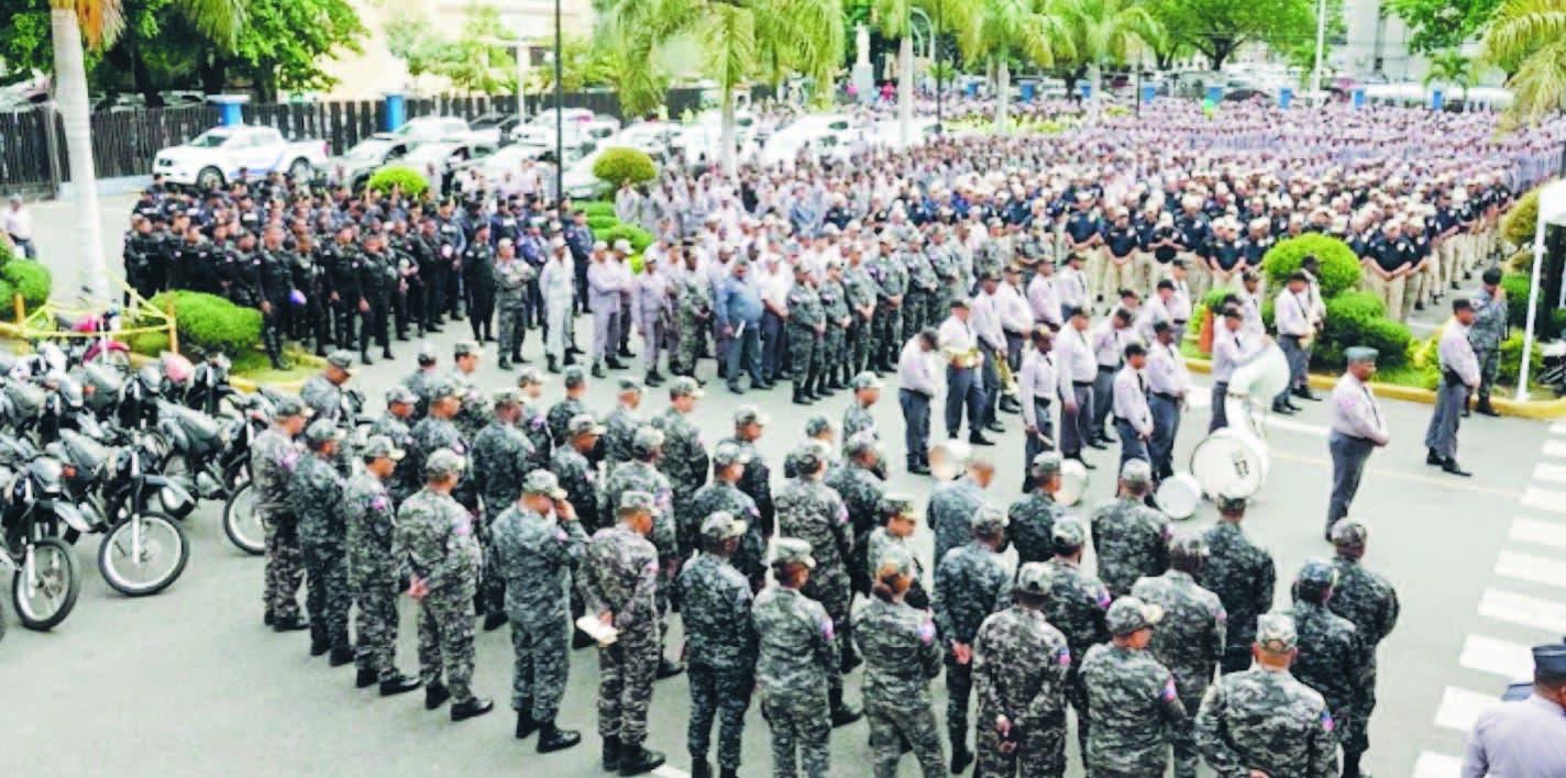 Evolución de la Policía desde Fouché a Trujillo
