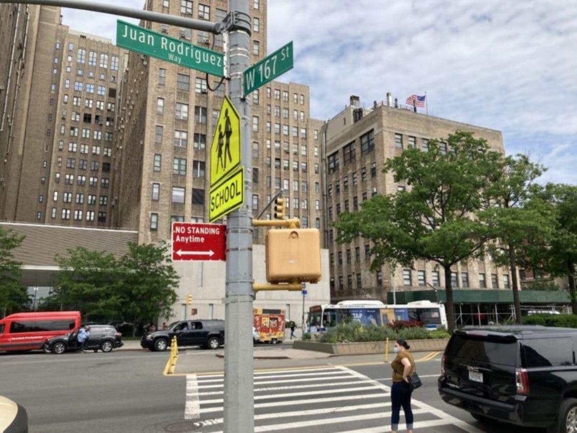 Primer dominicano que llegó a Nueva York