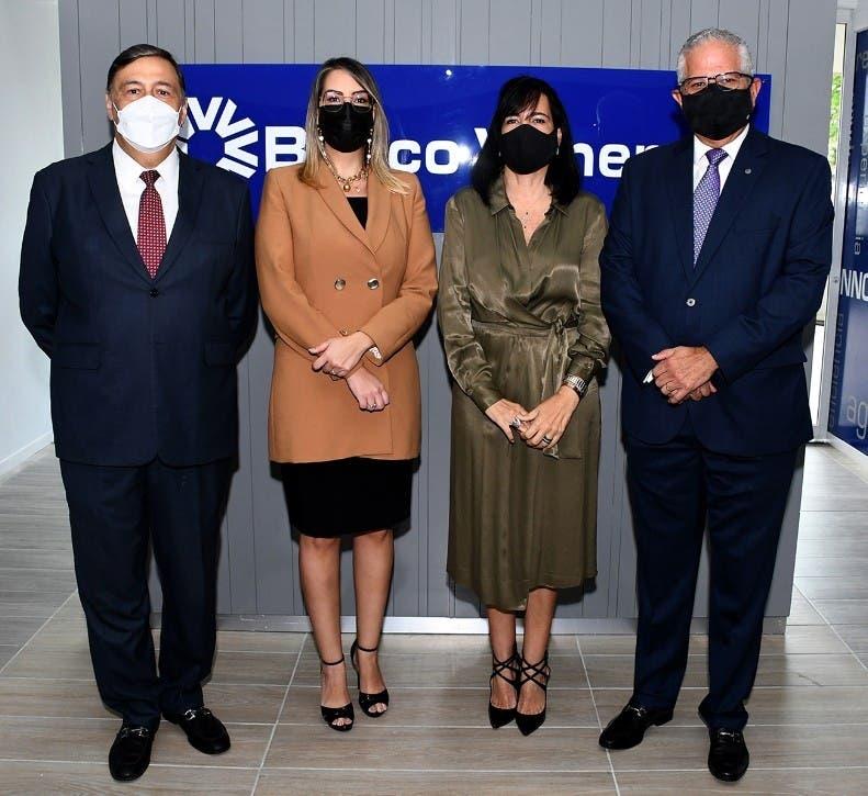 Banco Vimenca abre sucursal