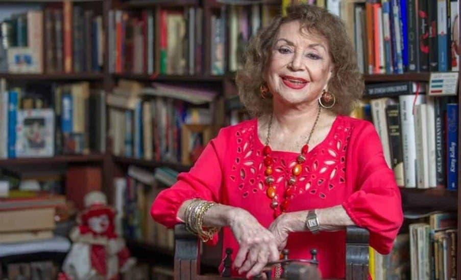 Muere escritora Delia Fiallo