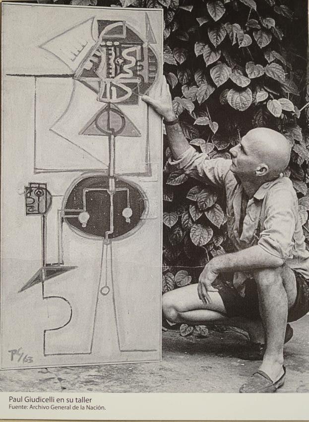 Exponen obras de Paul Guidicelli por centenario