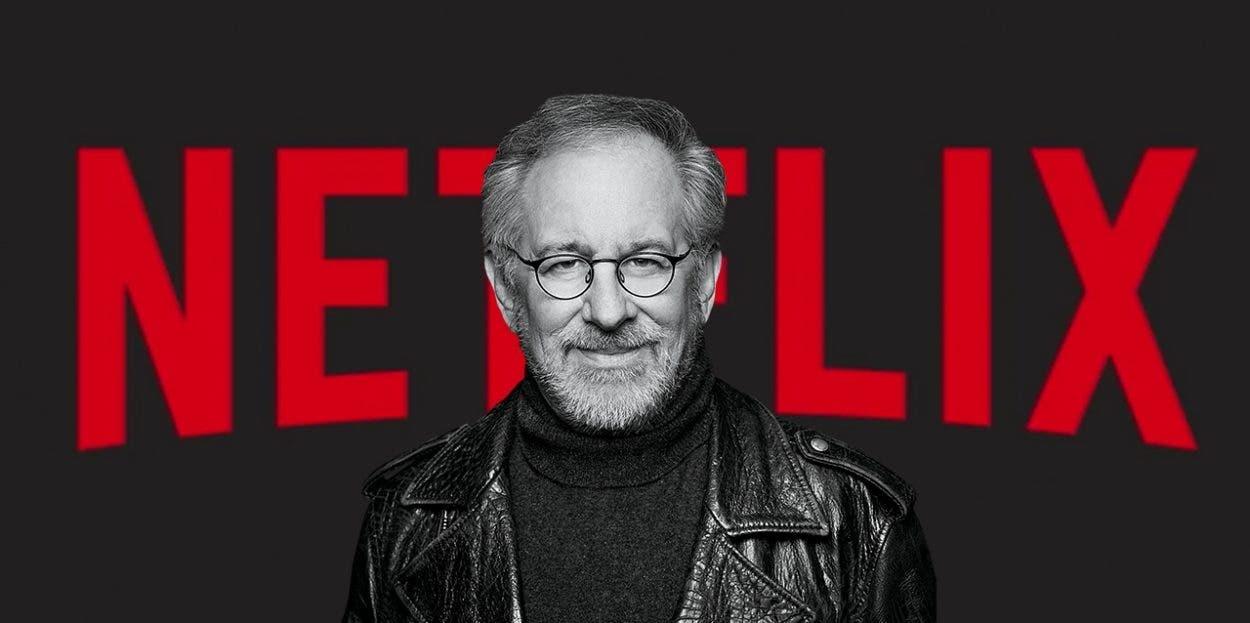 Amblin de Spielberg hará  películas para Netflix
