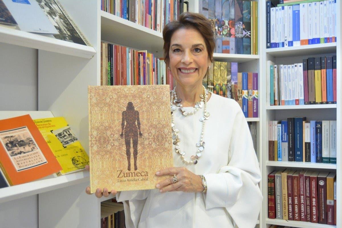 Lucía Amelia Cabral gana Premio Biblioteca Nacional de Literatura Infantil