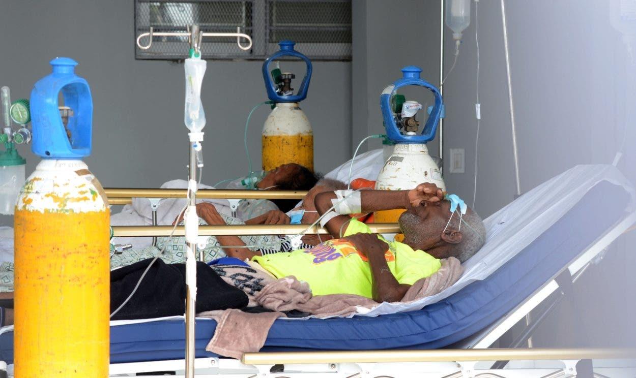Grave situación hospitalaria por covid