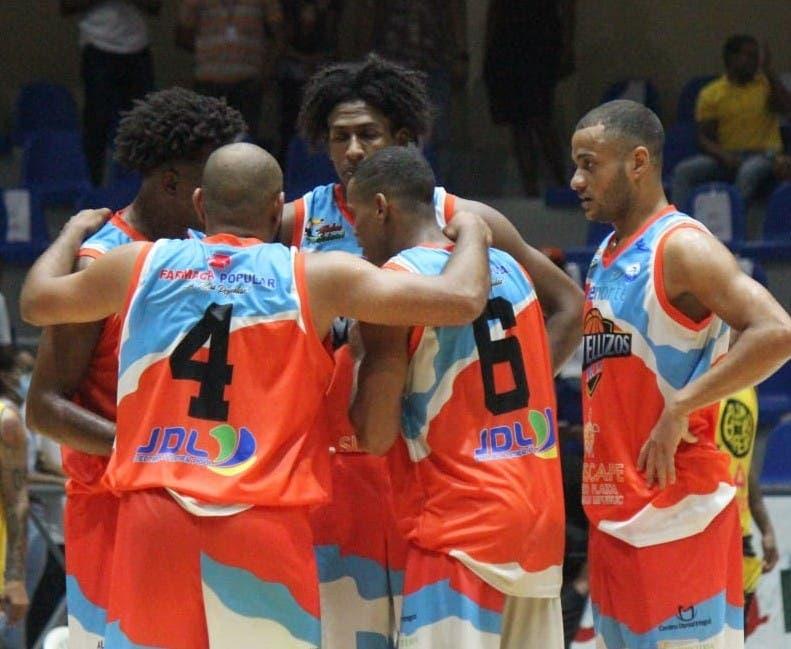 Mellizos del Sur cerca del título en basket Puerto Plata