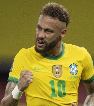 Brasil con nuevo trío ofensivo