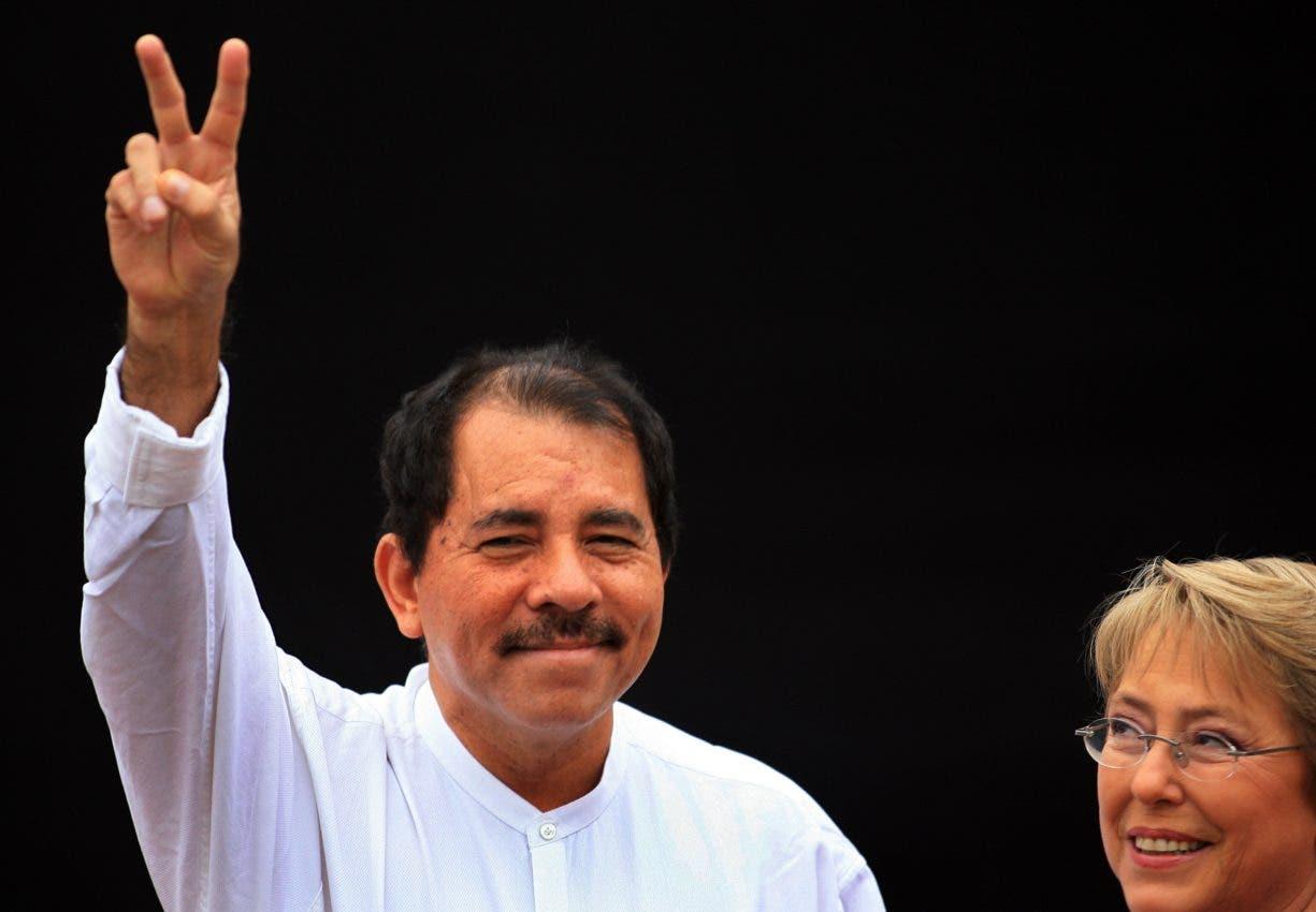 Daniel Ortega y sus atropellos