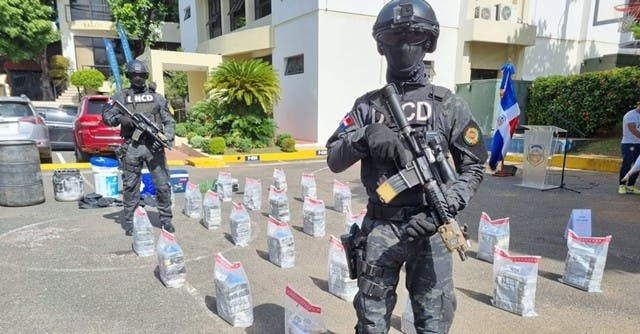 Decomisan droga en Bayahíbe