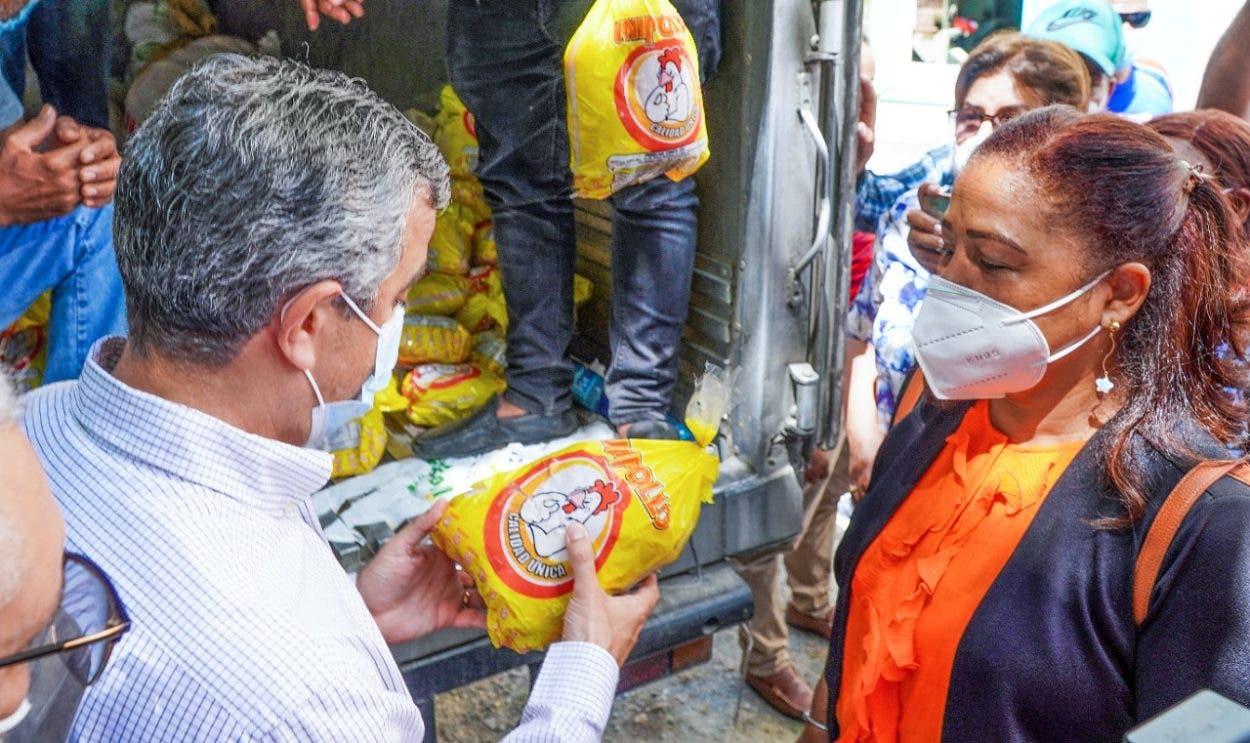 INESPRE llama a población comprar comida barata en sus programas institucionales