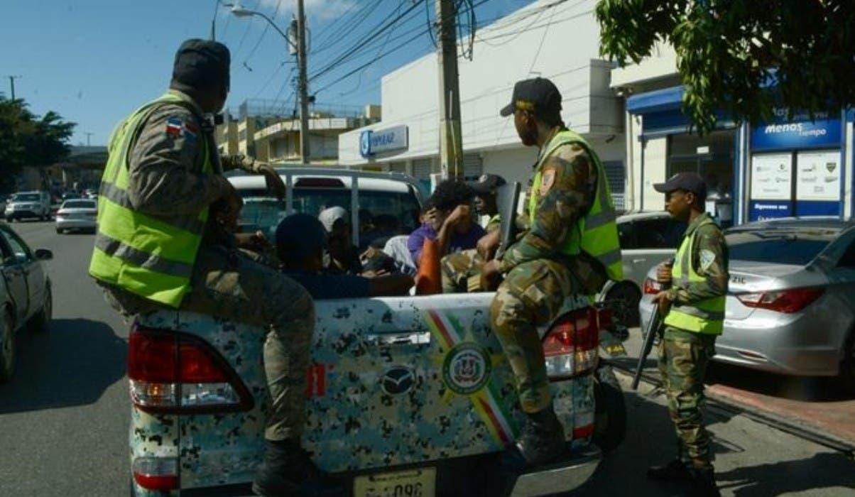 Militares vigilarán zonas comerciales