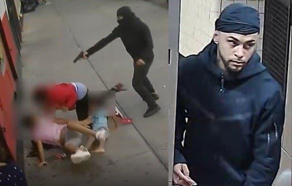 Pistolero intenta matar a tiros a un hombre en El Bronx