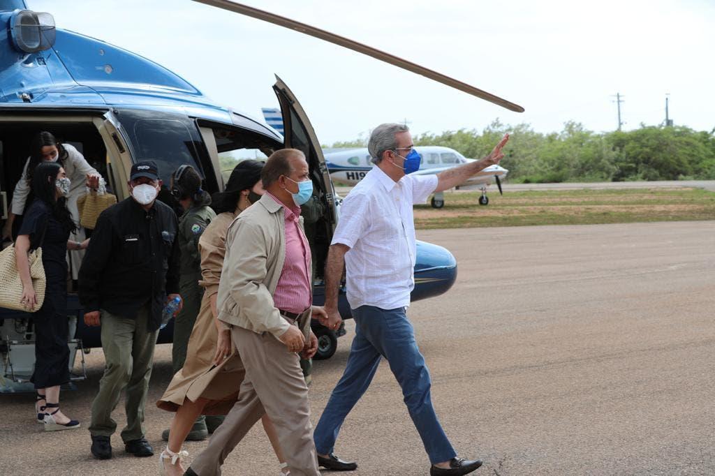 Presidente Abinader irá a Pedernales para dar inicio al muelle de Cabo Rojo
