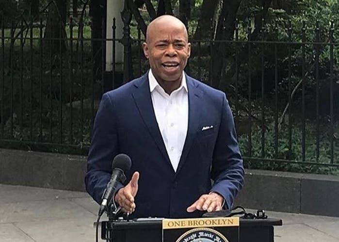 Acreditadas encuestas entre demócratas NY revelan Eric Adams es el más favorito ocupar alcaldía