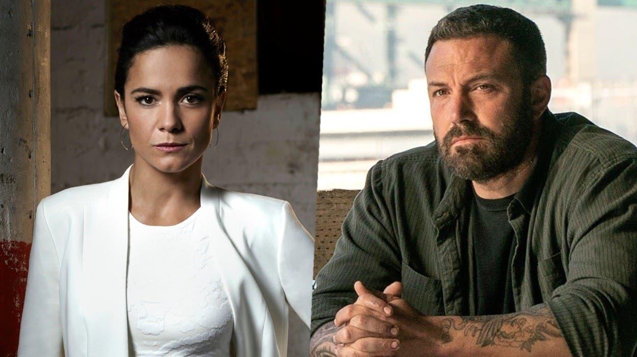 "Alice Braga acompañará a Ben Affleck en ""Hypnotic"" de Robert Rodríguez"