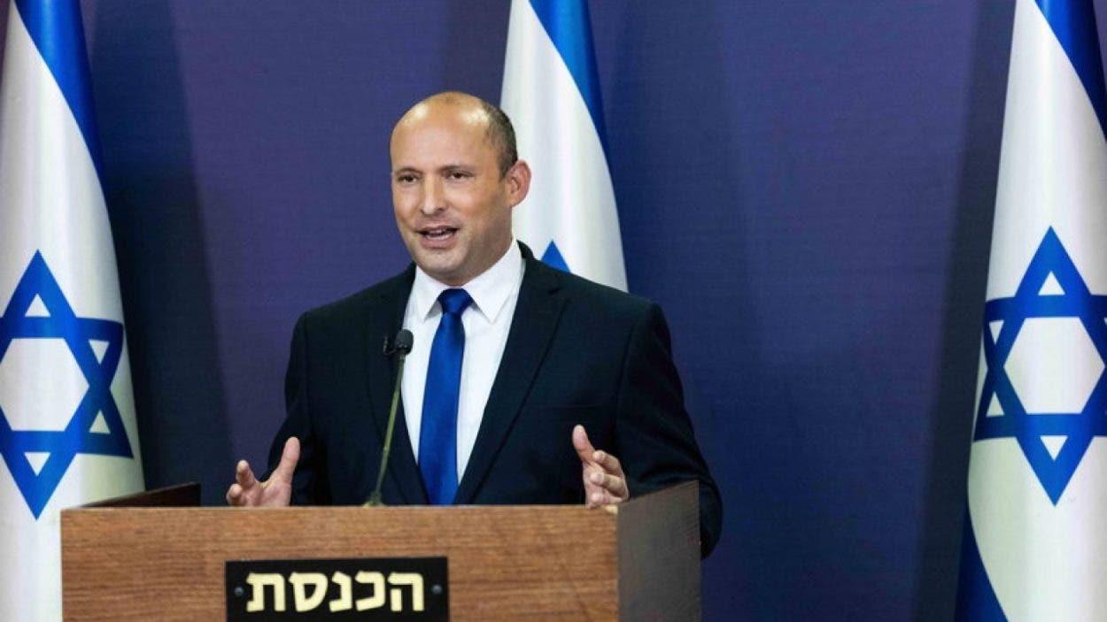 Benet, nuevo primer ministro de Israel a la derecha de Netanyahu
