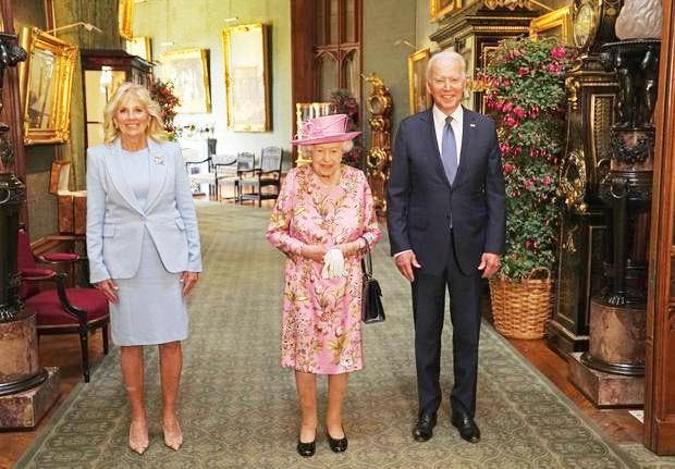 "Biden sobre reina Isabel: ""Me ha recordado a mi madre»; la invita a la Casa Blanca"