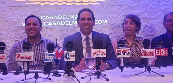 Cabrera asegura voto dominicano garantiza triunfo