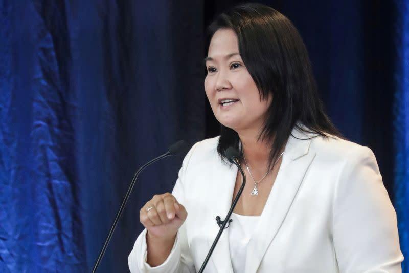 """Claves del supuesto """"fraude sistemático"""" denunciado por Keiko Fujimori"""