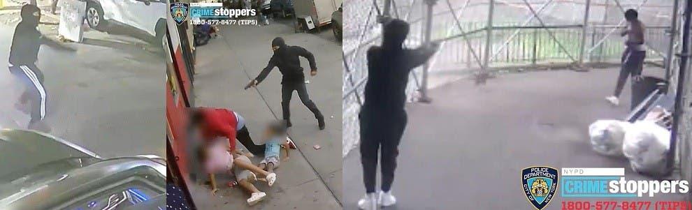 Crímenes, heridos y agresiones en últimos días NYC; asesinan en Alto Manhattan para robar