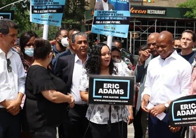 De triunfar en primarias candidatos en NYC se comprometen visitar RD; Adams firmará acuerdos