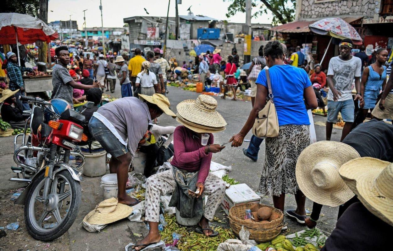 El 46% de los haitianos está en situación de inseguridad alimentaria