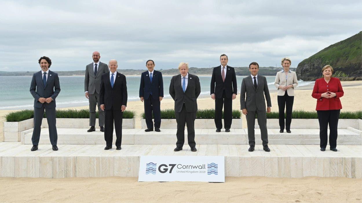 El G7 acordará un plan para acelerar la respuesta a futuras pandemias