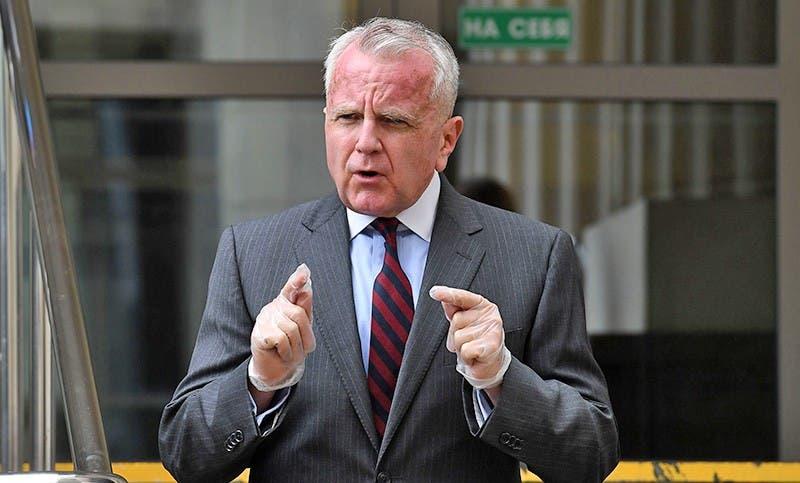 El embajador de Estados Unidos en Rusia regresará a Moscú esta semana