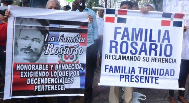 Se entrega abogado caso familia Rosario era buscado la Fiscalía del DN