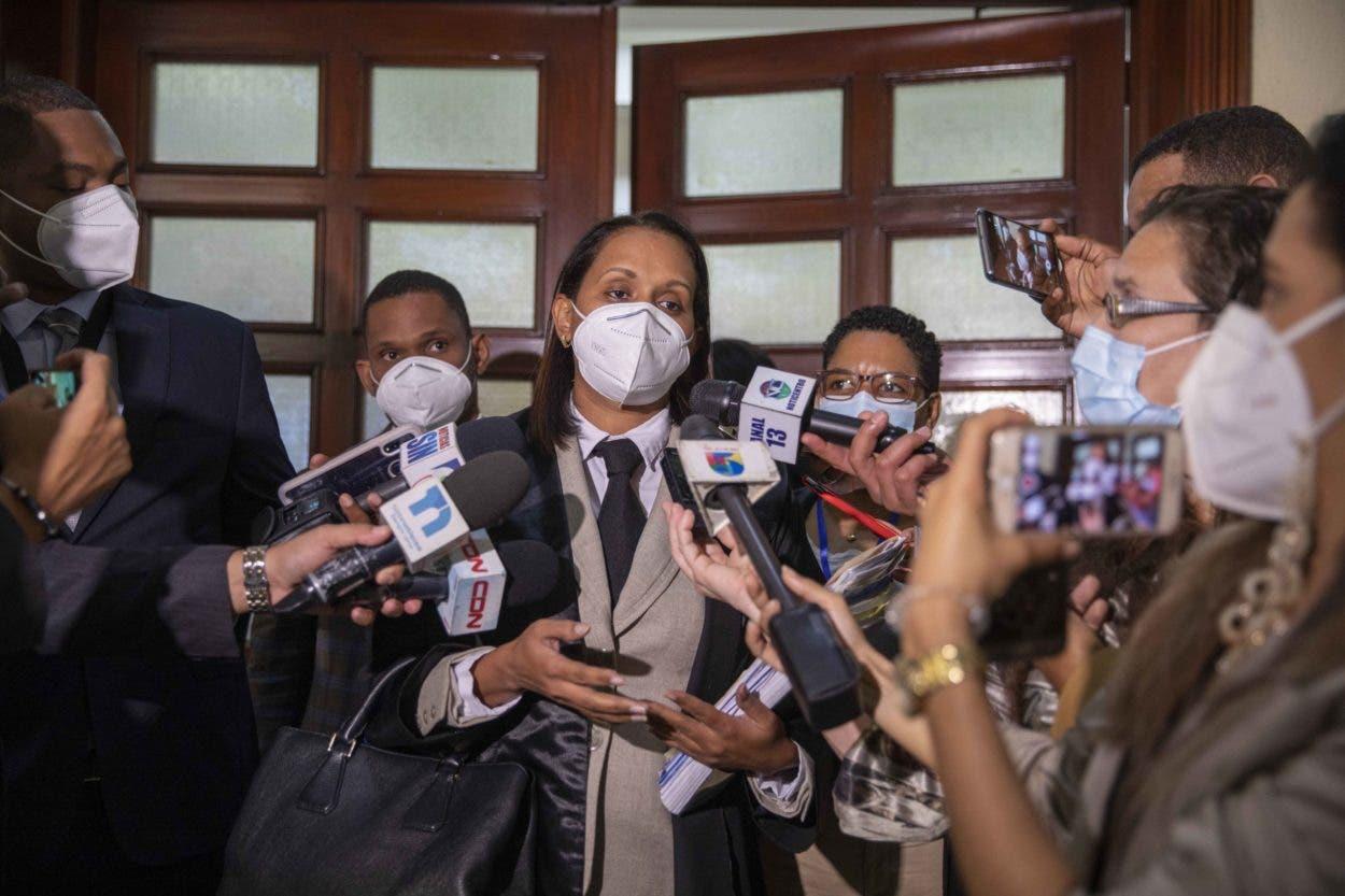 Fiscal Mirna Ortiz afirma imputados del caso Odebrecht serán condenados