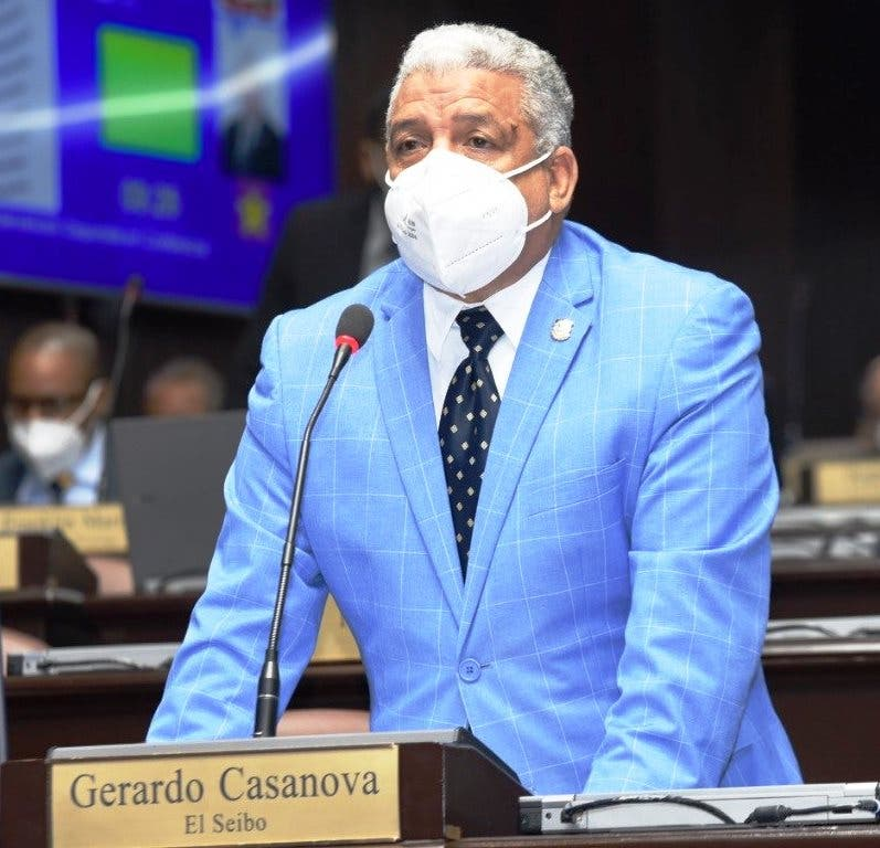 Salud diputado Gerardo Casanova del PLD mejora paulatinamente